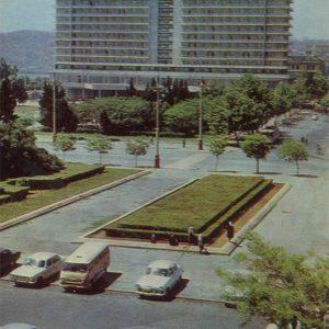 """Azerbaijan"" hotel. Baku (1974)"