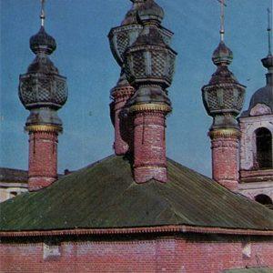 Church of the Annunciation. Yaroslavl, 1967