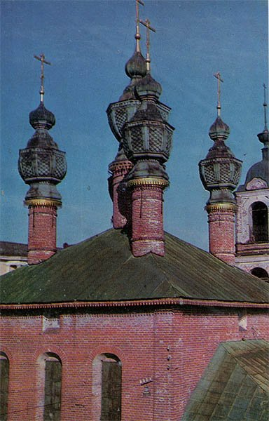 Church of the Annunciation. Yaroslavl, 1967