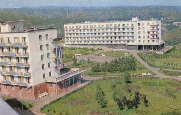 """Picket"" sanatorium. Kislovodsk, 1971"