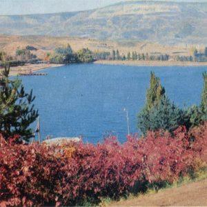 Lake. Kislovodsk, 1971