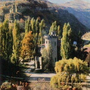 Castle treachery and love. Kislovodsk, 1971