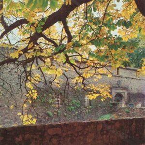 Ужгородский замок. Вход. Ужгород, 1981 год