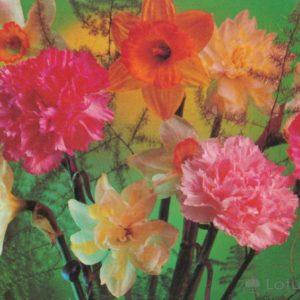 Композииция из цветов, 1981 год