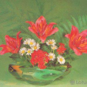 Kompoziitsiya of flowers, 1981