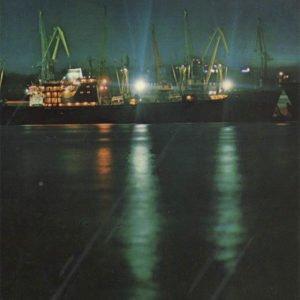 Морской порт, Херсон, 1978 год