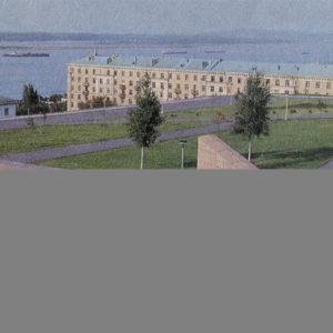 Монумент Славы, Куйбышев, 1976 год