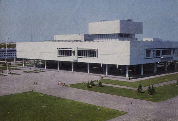 Lenin Memorial, Ulyanovsk, 1972