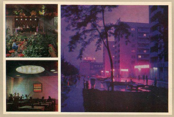 Вечерние огни города, Ровно, 1978 год