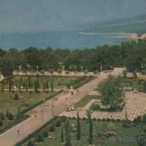 Krasnodar Territory, Divnomorskoye, 1968