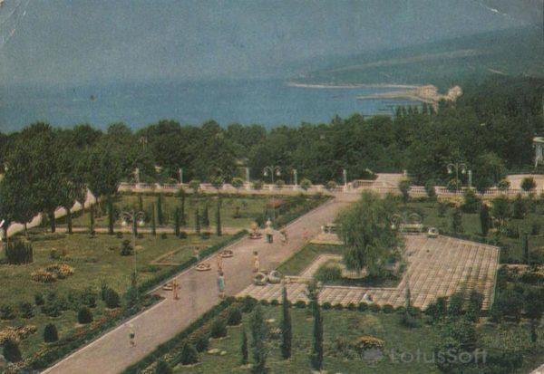Краснодарский край, Дивноморское, 1968 год
