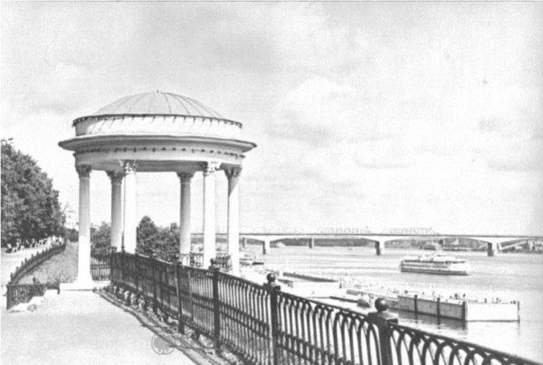 Ярославль. Набережная Волги, 1979 год