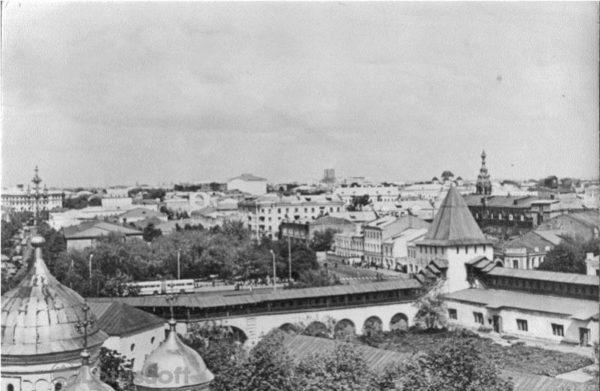 Ярославль. Вид на город, 1979 год