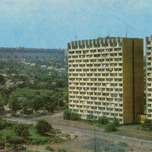 """Жилой массив """"Сокол"""", Днепропетровск, 1983 год"""
