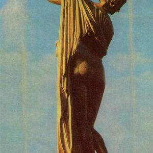"Grand Cascade ""Venus Callipyge"", Peterhof, 1972"