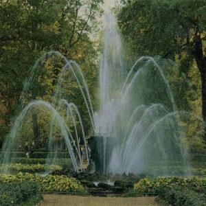 "Fountain ""Sheaf"", Peterhof, 1983"