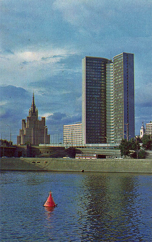 SEV Building, Moscow, 1978
