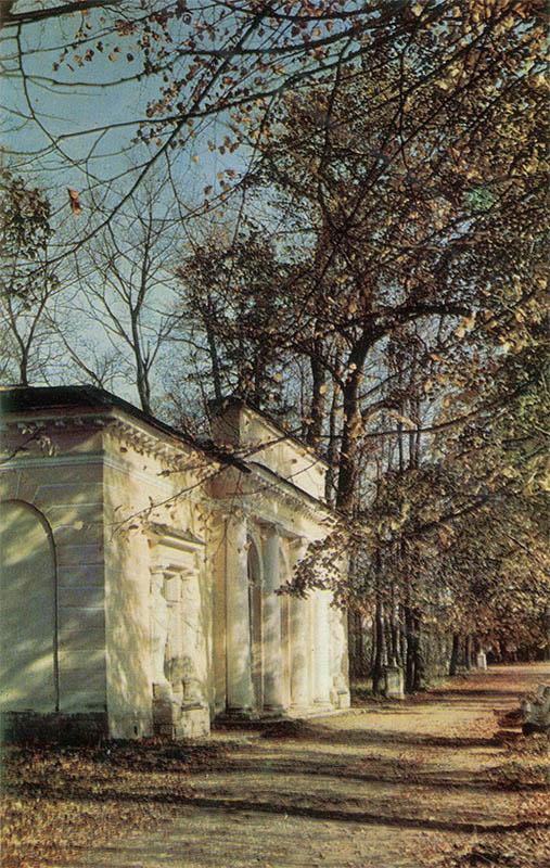 Evening Hall, Pushkin, 1969