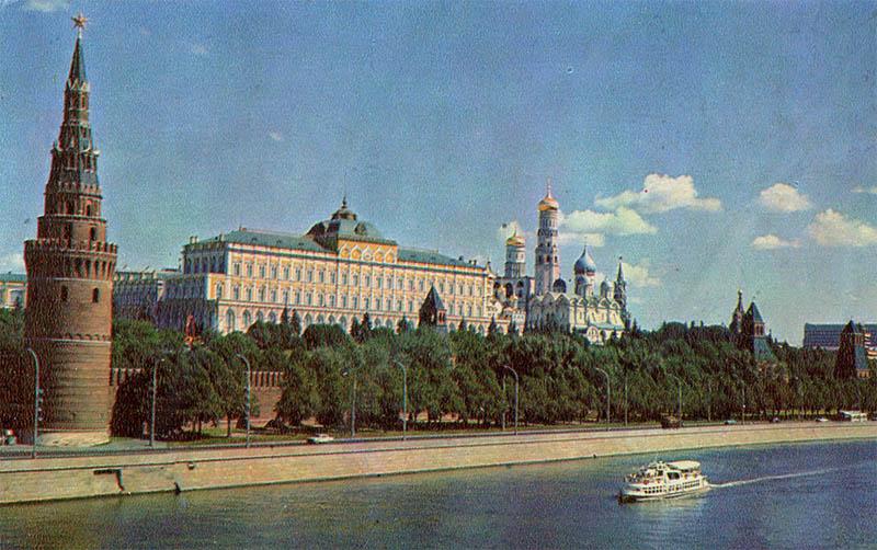 Большой Кремлевский дворец, Москва, 1978 год